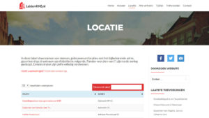website pagina - Leiden4045